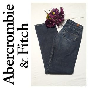 ABERCROMBIE AND FITCH STRETCH JEANS.
